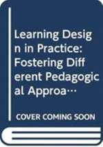 Learning Design : A Practical Approach - Grainne Conole