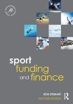 Sport Funding and Finance - Bob Stewart