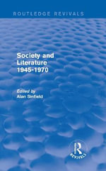 Society and Literature, 1945-1970