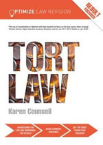 Optimize Tort Law - Karen Counsell