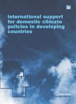 International Support for Domestic Climate Policies in Developing Countries