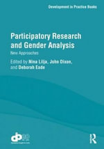 Participatory Research and Gender Analysis : New Approaches