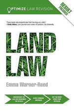 Optimize Land Law - Emma Warner-Reed