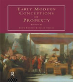 Early Modern Conceptions of Property