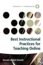 Best Instructional Practices for Teaching Online - Susan Ko