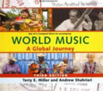 World Music : A Global Journey - Audio CD Only - Terry Miller