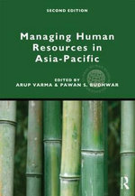 Managing Human Resources in Asia-Pacific : Anthropological Perspectives