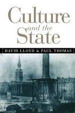 Culture and the State - Paul Thomas