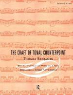 The Craft of Tonal Counterpoint - Thomas Benjamin