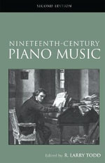 Nineteenth-century Piano Music : Other Testaments - R. Larry Todd