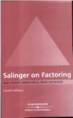 Salinger on Factoring : The Law and Practice of Invoice Finance - F.R. Salinger