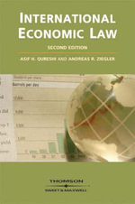 International Economic Law - Asif H. Qureshi