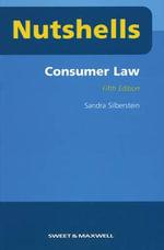 Nutshell Consumer Law : Nutshells S. - Sandra Silberstein