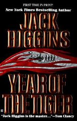 Year of the Tiger - Jack Higgins