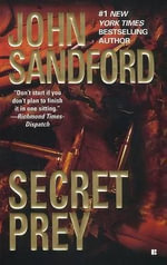 Secret Prey : Lucas Davenport Series : Book 9 - John Sandford