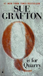 Q Is for Quarry : Kinsey Millhone Mysteries (Paperback) - Sue Grafton