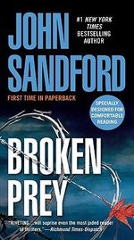 Broken Prey : Lucas Davenport Series : Book 16 - John Sandford