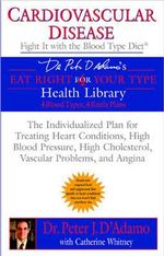 Cardiovascular Disease : Fight it with the Blood Type Diet - Dr. Peter J. D'Adamo
