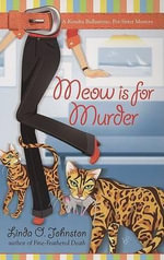Meow Is for Murder - Linda O Johnston