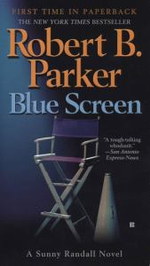 Blue Screen - Robert B Parker