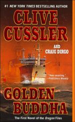 Golden Buddha : Oregon Files Series : Book 1 - Clive Cussler
