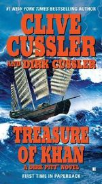 Treasure of Khan : Dirk Pitt Series : Book 19 - Clive Cussler