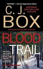 Blood Trail : Berkley Prime Crime Mysteries - C. J. Box