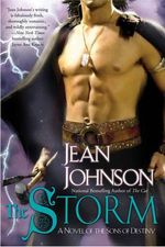 The Storm : A Novel of the Sons of Destiny - Jean Johnson