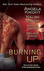 Burning Up : Berkley Sensation - Angela Knight