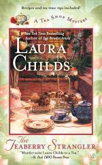 The Teaberry Strangler : A Tea Shop Mystery - Laura Childs
