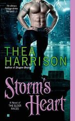 Storm's Heart : Elder Races Series : Book 2 - Thea Harrison