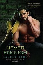 Never Enough : Brown Siblings Series : Book 4 - Lauren Dane
