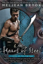 Heart of Steel : A Novel of the Iron Seas - Meljean Brook