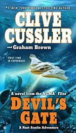 Devil's Gate : Numa Files - Clive Cussler