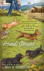 Hounds Abound : Pet Rescue Mystery - Linda O Johnston