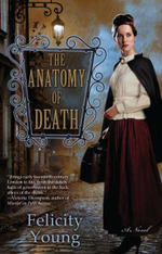 The Anatomy of Death - Felicity Young
