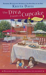 The Diva Frosts a Cupcake - Krista Davis