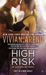 High Risk : Adrenaline Novels - Vivian Arend