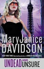 Undead and Unsure - MaryJanice Davidson
