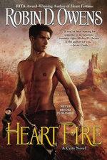 Heart Fire : Celta Series : Book 12 - Robin D. Owens