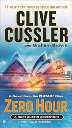 Zero Hour : Kurt Austin Adventures (Paperback) - Clive Cussler