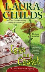 Eggs in a Casket - Laura Childs