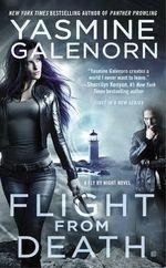 Flight from Death : Fly by Night - Yasmine Galenorn