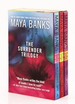 Surrender Trilogy Boxed Set - Maya Banks