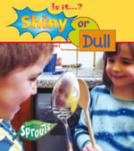 Shiny or Dull :  is it - Shiny or Dull - Victoria Parker