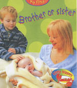 Brother or Sister : Brother Or Sister Pb - Monica Hughes