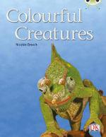Colourful Creatures (Orange B) NF - Nicolas Brasch