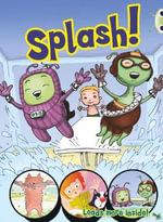 Yellow Comic : Splash - Jo Brooker