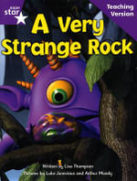 Fantastic Forest Purple Level Fiction : A Very Strange Rock Teaching Version - Catherine Baker