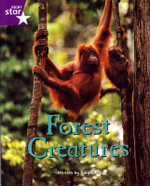 Fantastic Forest : Forest Creatures Purple Level Non-Fiction (Pack of 6) - Lisa Thompson